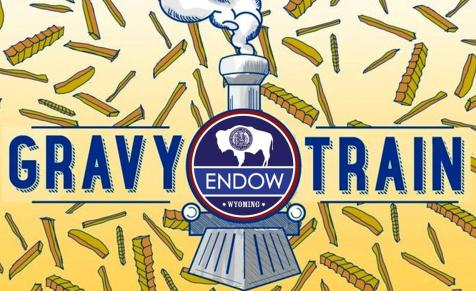 WTE3 Column #80 Illustration -- ENDOW Gravy Train