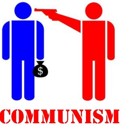 WTE3 Column #86 Illustration -- Communism is Theft