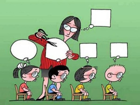 WTE3 Column #89 Illustration -- School Brainwashing