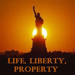 WTE3 Column #111 Illustration -- Life, Liberty, Property