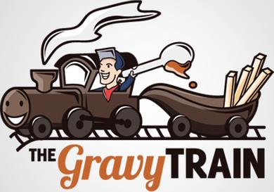 TTP Column #3 Illustration -- Gravy Train
