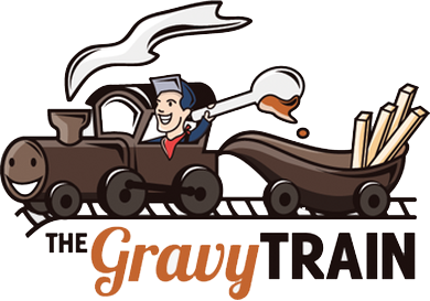 TTP Column #3 Illustration -- Gravy Train