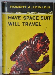 TTP Column #5 Illustration -- 'Have Space Suit -- Will Travel'